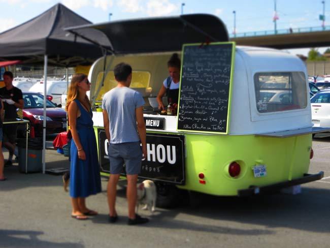 Food Truck y la Marca Efímera