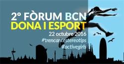 Fòrum BCN Dona i Esport