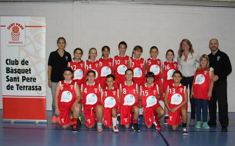 Basket Sant Pere