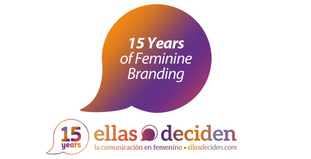 15 years of feminine branding